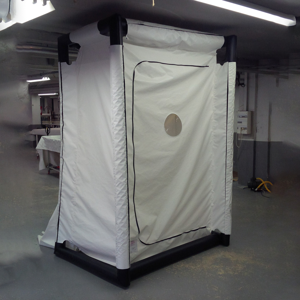 Securotec Inflatable Decontamination Chamber 4 M 179